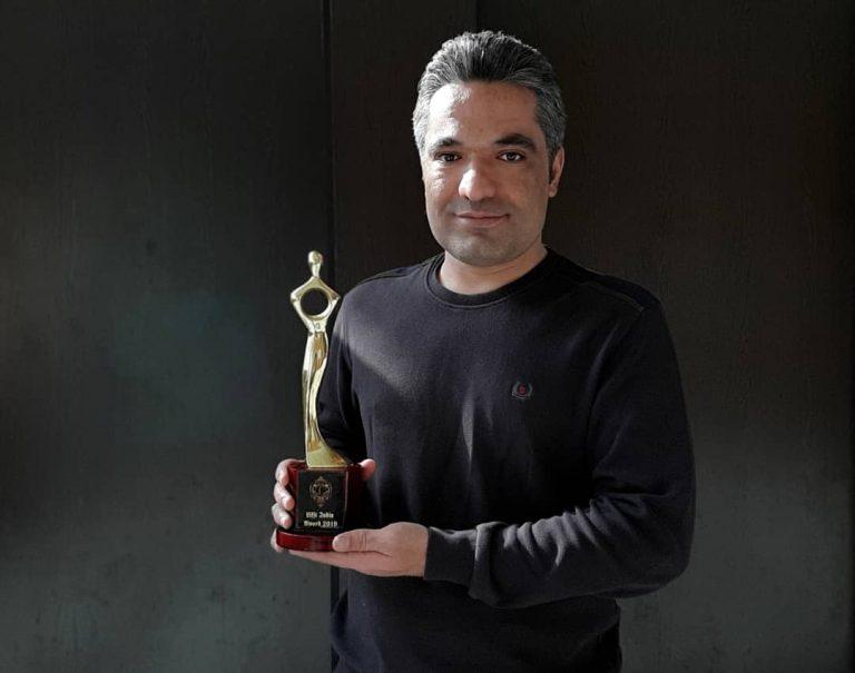 فیلم محمدسلیمی راد از دهدشت در گرانادای ایالت کالیفرنیا اکران می شود