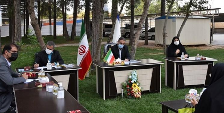 ملاقات عمومی استاندار کهگیلویه و بویر احمد در فضای باز