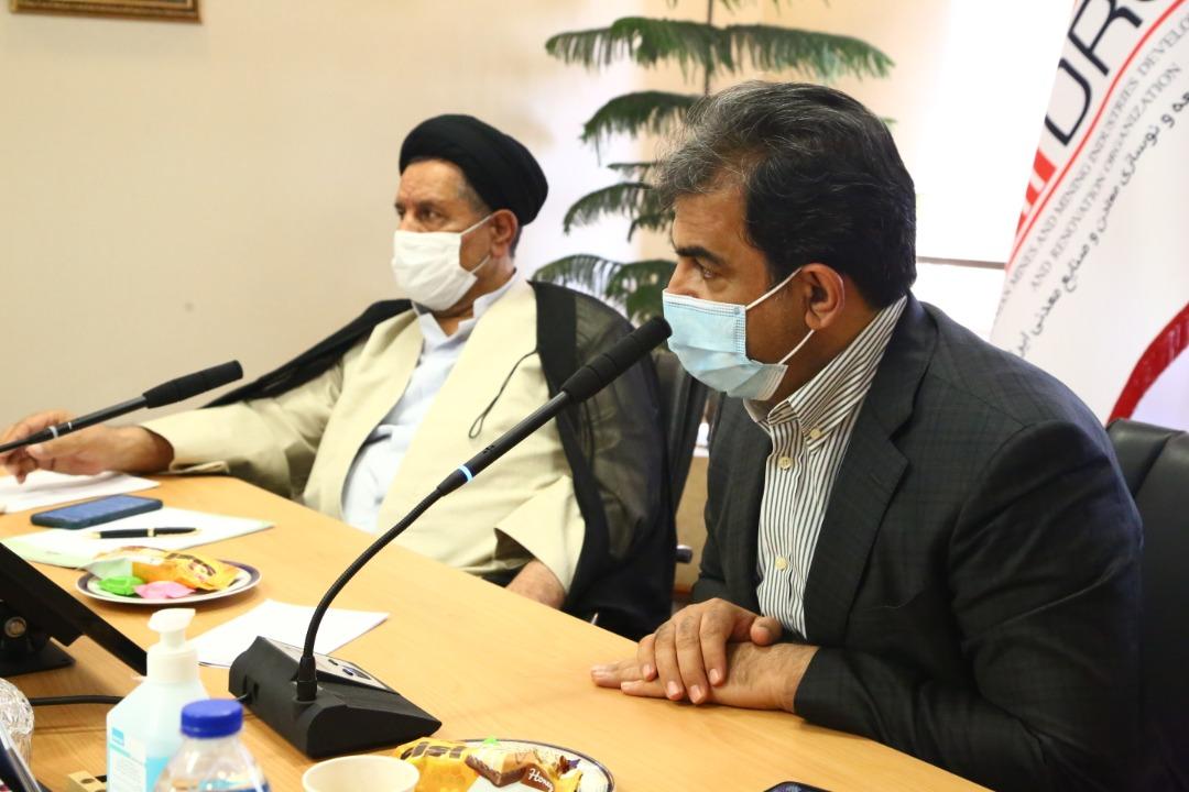 حجت الاسلام موحد : پس از چندین دهه انتظار برای صدور پروانه بهره برداری ، فسفات چرام وارد چرخه عملیاتی و اجرایی میشود
