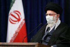 رهبرانقلاب: حد غنیسازی ایران ۲۰ درصد نیست، ممکن است به ۶۰ درصد هم برسد