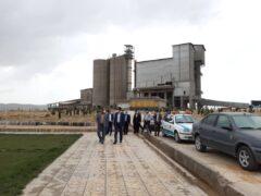تعزیرات حکومتی استان با اخلالگران در حوزه سیمان برخورد میکند