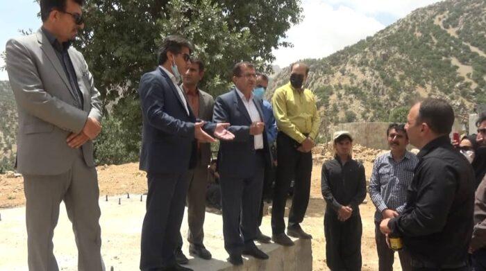 صمیمی دوست : اختصاص ۳میلیارد تومان اعتبار از محل تسهیلات اشتغال روستایی به اجرای بخش دوم فعالسازی پروژه معدن نیترات لیراب