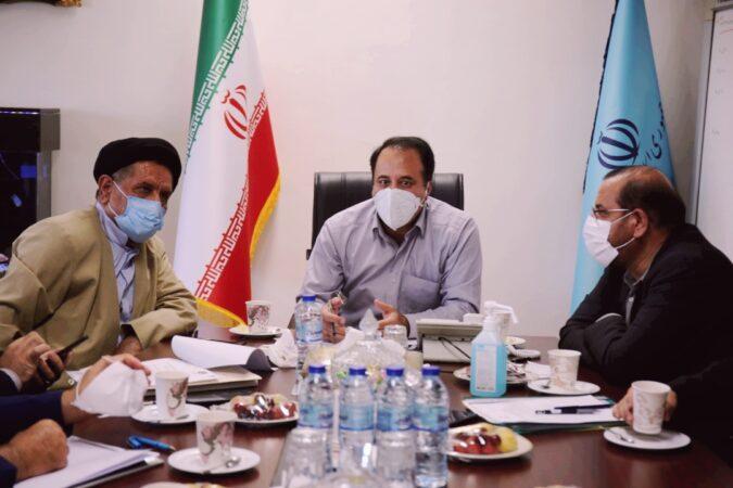 در دیدار حجت الاسلام موحد و روشنفکر با مسولان بانک های رفاه و توسعه تعاون چه گذشت