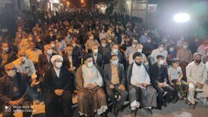 حمایت بی نظیر چرامی ها از آیت الله رئیسی/حجت الاسلام موحد:وجدان های بیدار تکلیفشان مشخص است+تصاویر