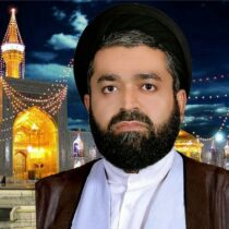 تقدیر و تشکر حجت الاسلام خاضع مسئول ستاد حضرت آیت الله رئیسی در چرام از مردم
