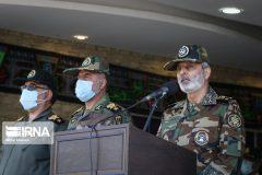 فرمانده کل ارتش جمهوری اسلامی ایران: ناامیدی جوانان مهمترین راهبرد دشمنان است